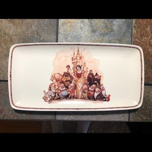 Disney Snow White plate by Dillard's
